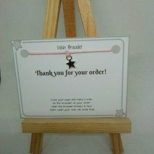 order wish
