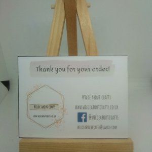 thank you for your order